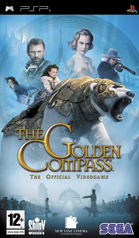 The Golden Compass for PSP