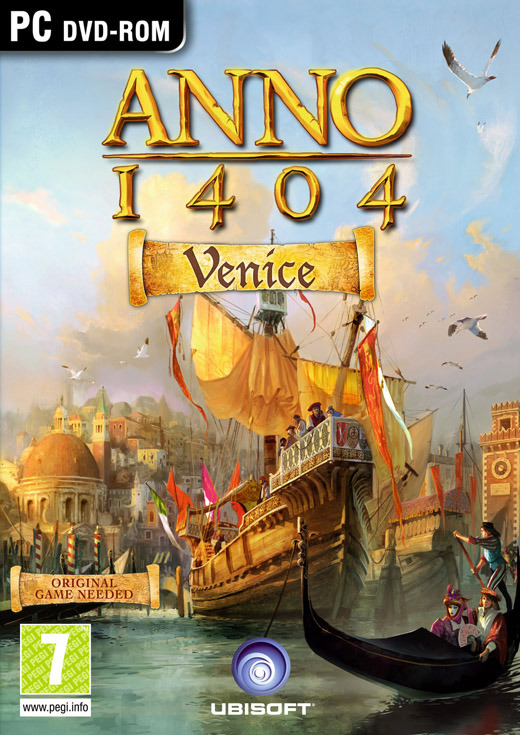 Anno 1404 Venice (Expansion Pack) for PC Games