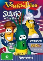 VeggieTales - Sumo Of The Opera on DVD