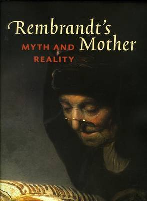 Rembrandt's Mother by Christiaan Vogelaar image