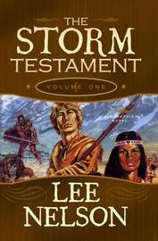 The Storm Testament by Lee Nelson image