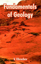 Fundamentals of Geology by V. Obruchev image