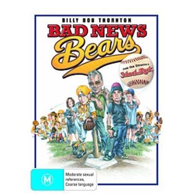 Bad News Bears on DVD