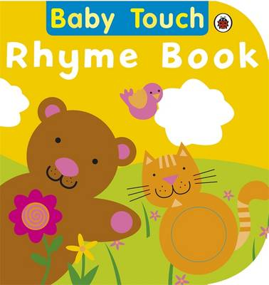Baby Touch: Rhyme Book image