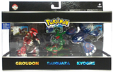 Pokemon: Trainers Choice - Legendary Figure 3 Pack
