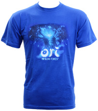 Ori and The Blind Forest - Spirit Tree T-Shirt (XXL)
