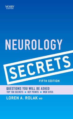 Neurology Secrets by Eli M. Mizrahi