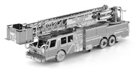 Metal Earth: NYFD Fire Truck - Model Kit