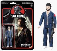 Alien - Dallas ReAction Figure