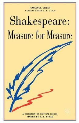 Shakespeare: Measure for Measure