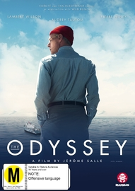 The Odyssey on DVD
