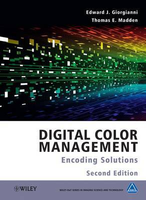 Digital Color Management by Thomas E Madden image