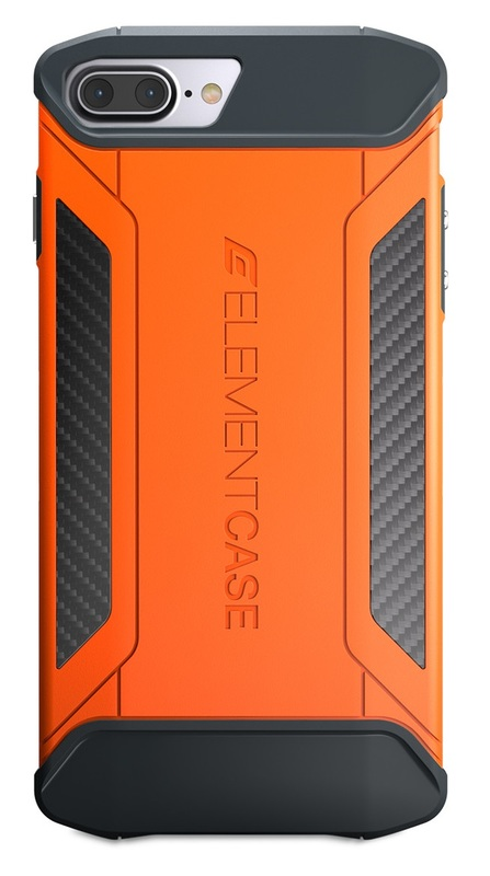 Element: CFX Reinforced Case - For iPhone 7 Plus (Orange)