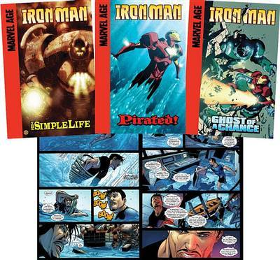 Iron Man Set 2 by Fred Van Lente