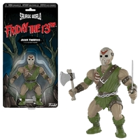 "Savage World: Jason Voorhees - 5"" Action Figure"