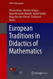 European Traditions in Didactics of Mathematics