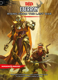 Dungeons & Dragons Eberron: Rising from the Last War by Wizards RPG Team image