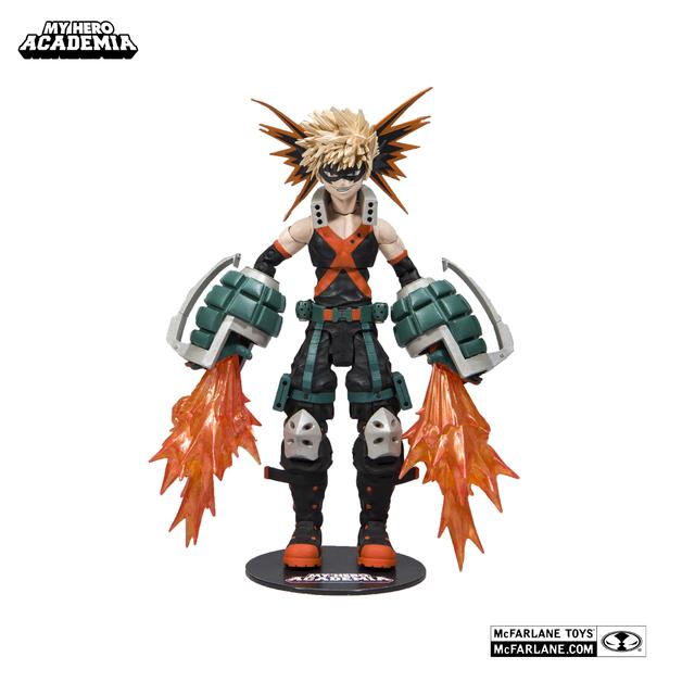 "My Hero Academia: Katsuki Bakugo - 7"" Articulated Figure"