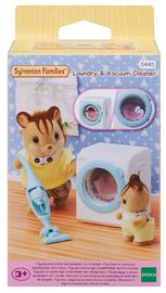 Sylvanian Families - Laundry & Vacuum Cleaner Set