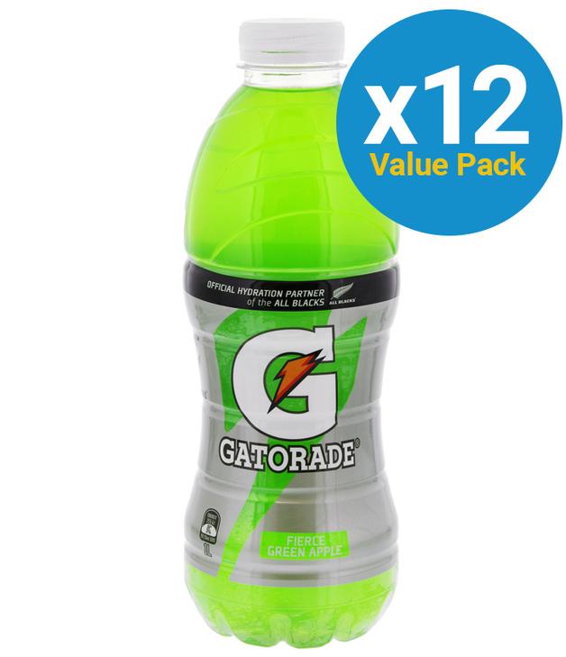 Gatorade G Series Fierce Green Apple 1L