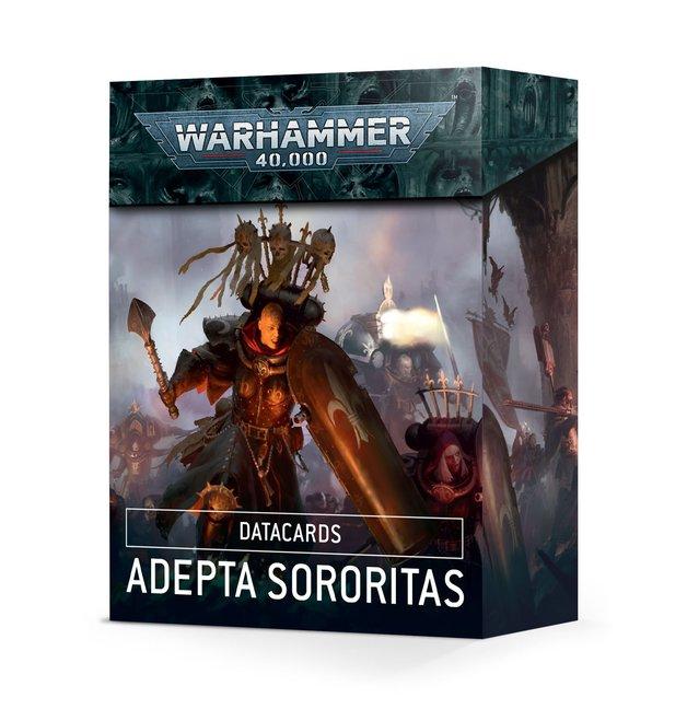 Warhammer 40,000 Datacards: Adepta Sororitas (9th Edition)