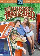 Dukes of Hazzard, The - Complete Season 3 (4 Disc Box Set) on DVD