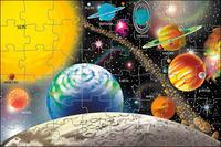 Solar System Floor Puzzle image