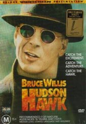 Hudson Hawk on DVD