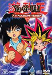 Yu-Gi-Oh! - Volume 3 - Attack of the Deep on DVD