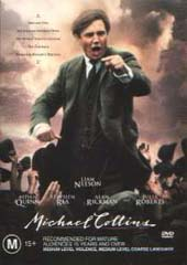 Michael Collins on DVD