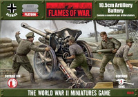 Flames of War - 10.5cm Artillery Battery