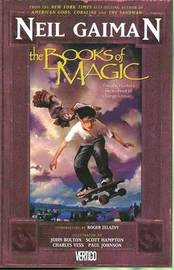 Books Of Magic TP by Neil Gaiman