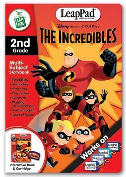 LeapPad Book: The Incredibles