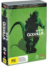 Godzilla - Heisei Series Box Set on DVD