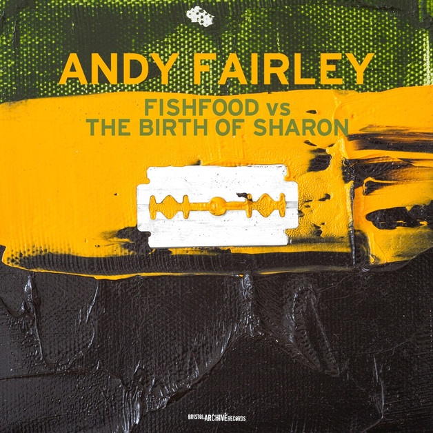 Fishfood vs. The Birth of Sharon (LP) by Andy Fairley