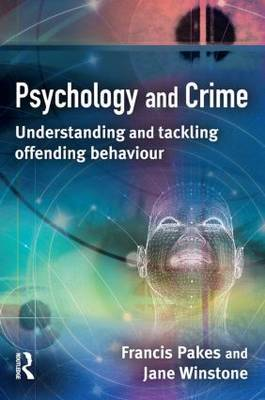 Psychology and Crime by Francis Pakes image