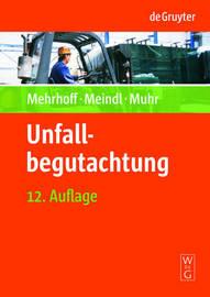 Unfallbegutachtung by Friedrich Mehrhoff image