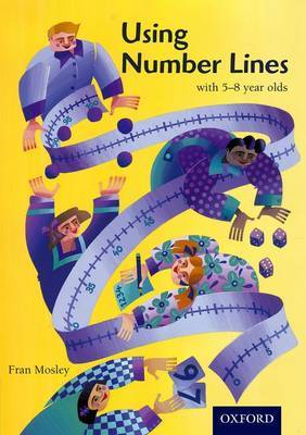 Using Number Lines with 5-8 Year Olds by Fran Mosley