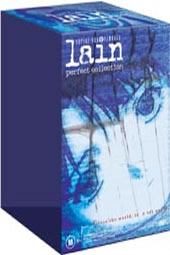 Lain - Perfect Collection Box Set (4 Disc Fatpack) on DVD