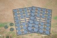 Renedra: 25mm Round Stone Effect Bases