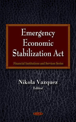 Emergency Economic Stabilization Act image