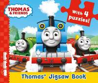 Thomas & Friends: Thomas' Jigsaw Book by Egmont Publishing UK