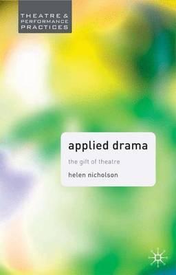 Applied Drama by Helen Nicholson image