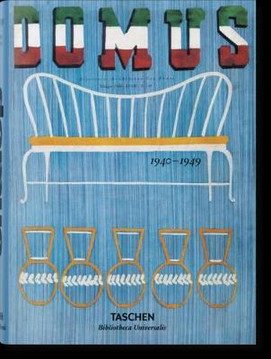 domus 1940s by unknown