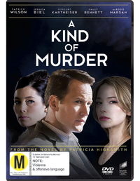 A Kind of Murder on DVD