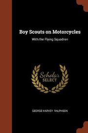 Boy Scouts on Motorcycles by George Harvey Ralphson image