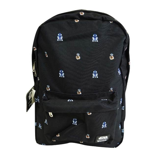 Loungefly Star Wars Droid AOP Backpack