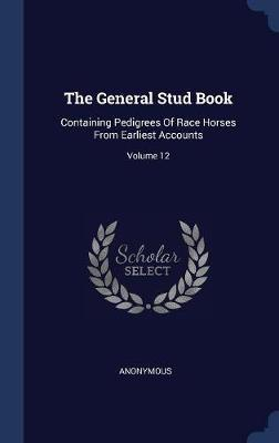 The General Stud Book by * Anonymous image