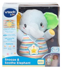 Vtech: Snooze & Soothe Elephant - Blue image