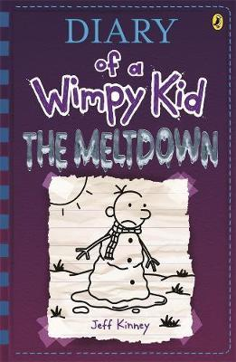 The Meltdown: Diary of a Wimpy Kid (13) by Jeff Kinney image